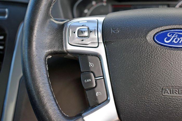 2014 Ford Mondeo Zetec TDCi MC Moondust Silver