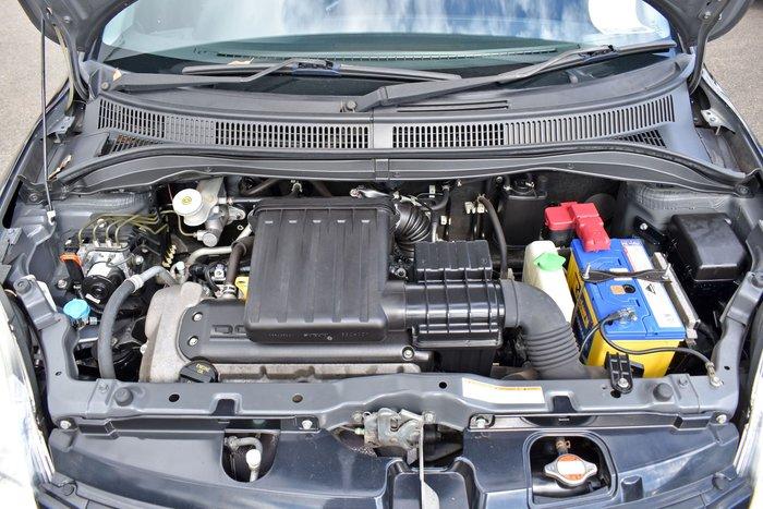 2010 Suzuki Swift RS415 Bluish Black