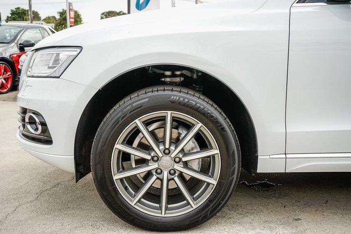 2016 Audi Q5 TFSI 8R MY16 Four Wheel Drive White