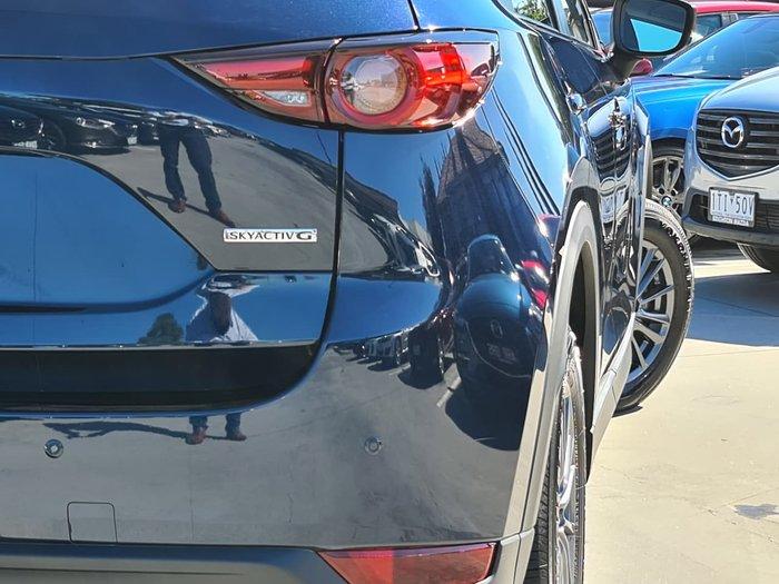 2020 Mazda CX-5 Maxx Sport KF Series AWD Blue