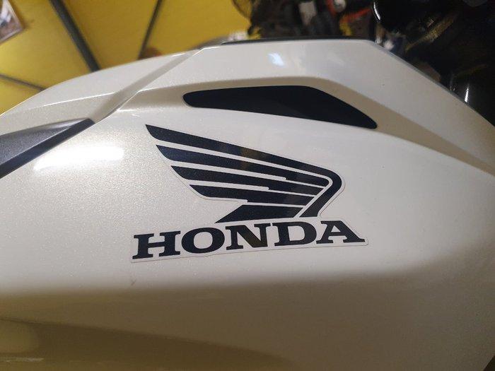 2012 Honda NC700SA White