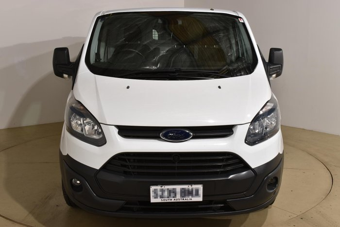 2016 Ford Transit Custom 290S VN Frozen White