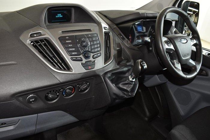 2016 Ford Transit Custom 290S VN Frozen White