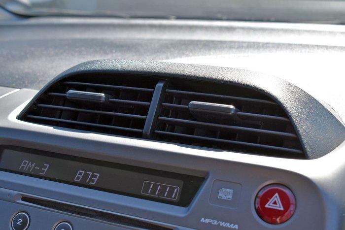 2008 Honda Jazz VTi GE MY09 Alabaster Silver