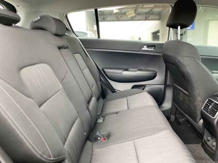2020 Kia Sportage SX QL MY20 Sparkling Silver