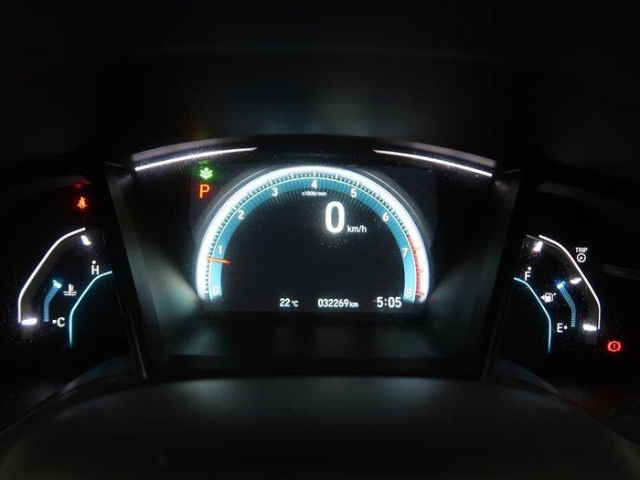 2017 Honda Civic VTi 10th Gen MY17 Blue