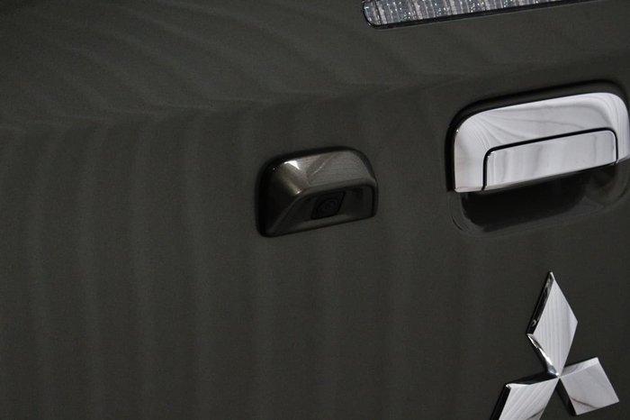 2017 Mitsubishi Triton GLS MQ MY17 4X4 Dual Range Green