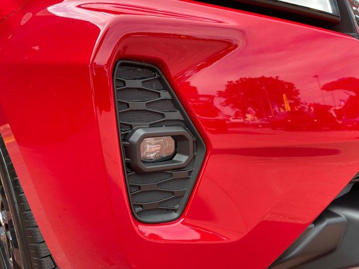 2021 Nissan Navara ST-X D23 4X4 Dual Range Burning Red