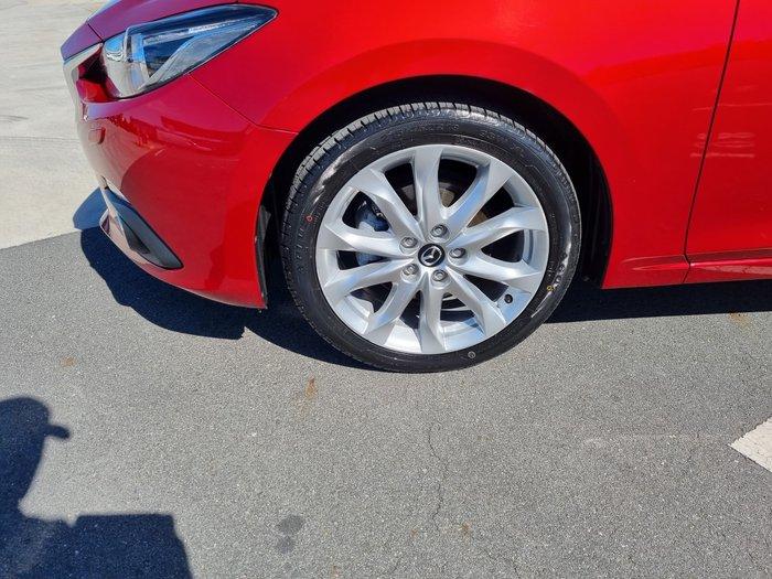 2015 Mazda 3 SP25 GT BM Series Soul Red