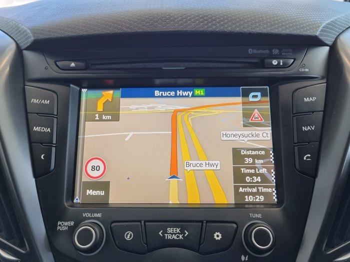 2012 Hyundai Veloster SR Turbo FS2 Grey