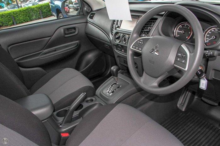 2021 Mitsubishi Triton GLX MR MY21 White