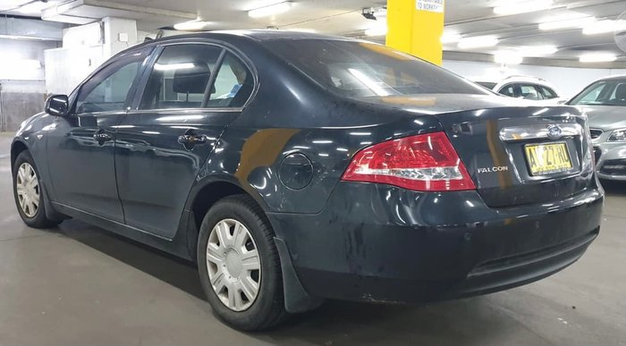 2008 Ford Falcon XT FG Grey