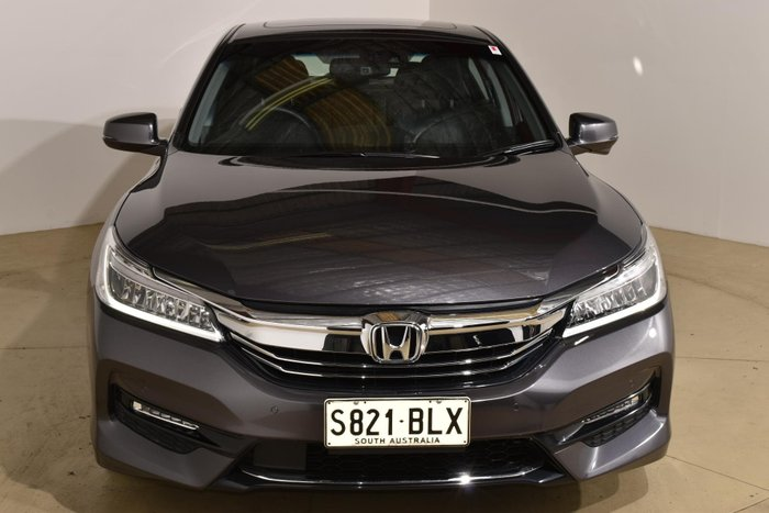 2016 Honda Accord V6L 9th Gen MY16 Modern Steel