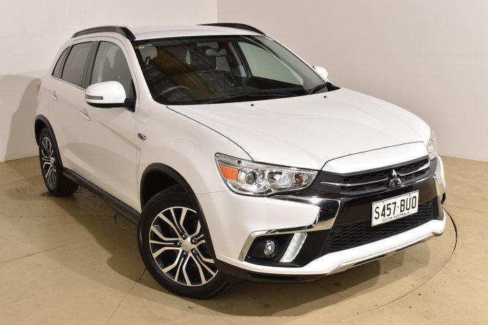 2017 Mitsubishi ASX LS XC MY18 White