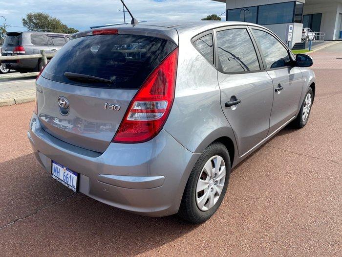 2012 Hyundai i30 SX FD MY11 Grey