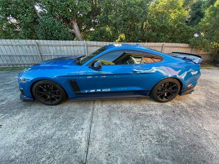 2020 Ford Mustang R-SPEC FN MY20 Velocity Blue