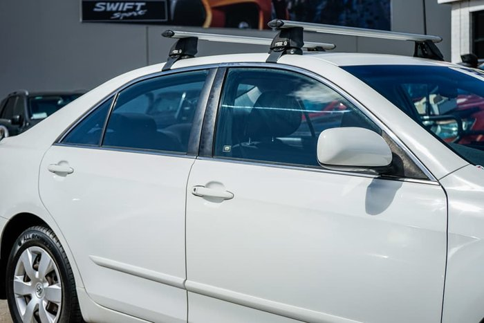 2009 Toyota Camry Altise ACV40R Diamond White