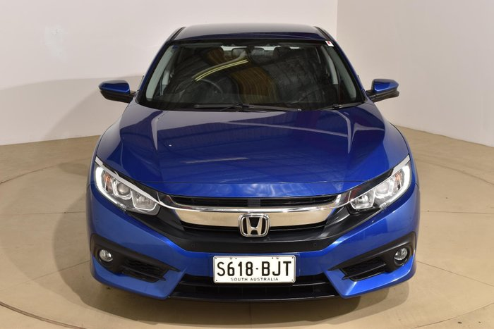 2016 Honda Civic VTi-S 10th Gen MY16 Blue
