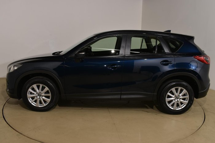 2015 Mazda CX-5 Maxx Sport KE Series 2 AWD Blue