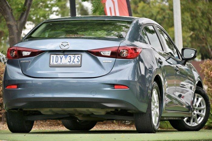 2014 Mazda 3 Maxx BM Series Blue