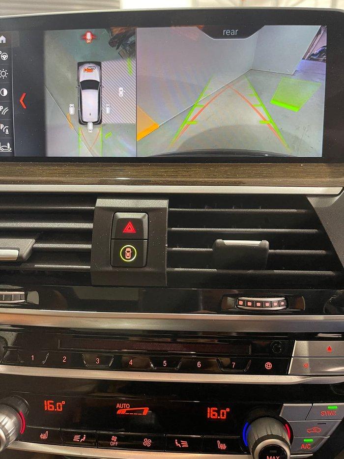 2018 BMW X3 xDrive30d G01 4X4 Constant Black