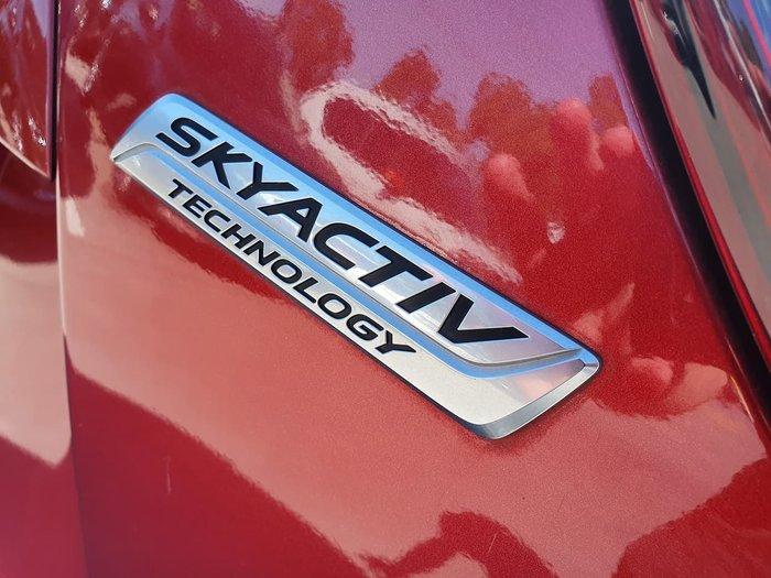 2013 Mazda CX-5 Grand Touring KE Series MY14 AWD Red