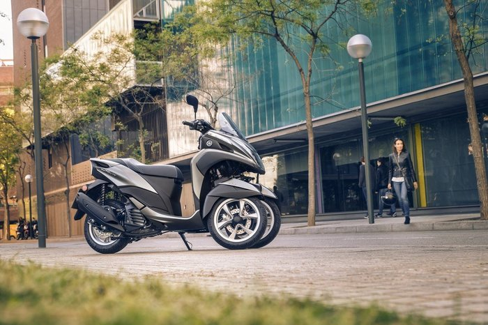 2016 Yamaha TRICITY 155 Scooter