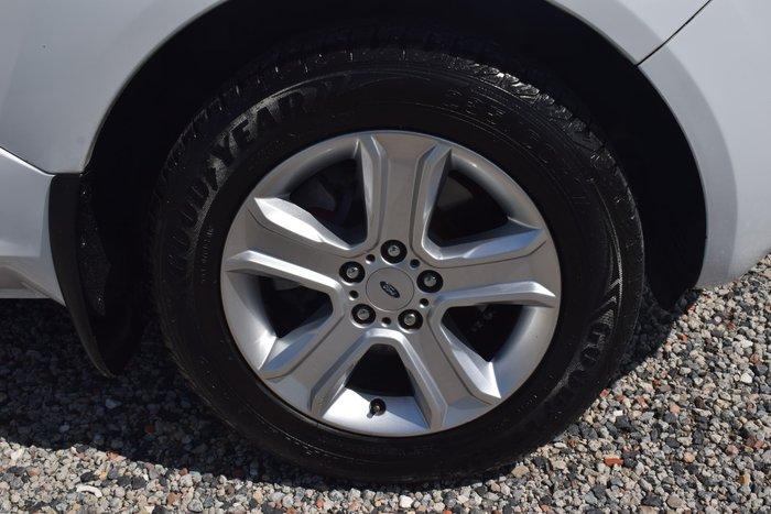 2011 Ford Territory TX SZ AWD Winter White