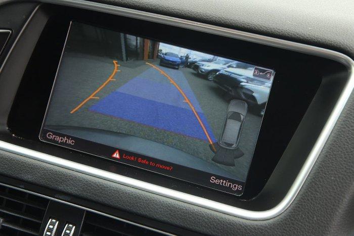 2016 Audi SQ5 TDI 8R MY16 Four Wheel Drive Grey