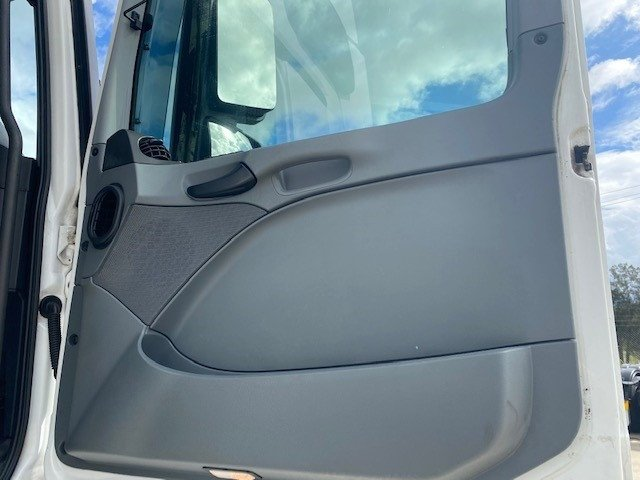 2016 Mercedes-Benz 2655 Actros Mercedes Benz Actros 2655 White
