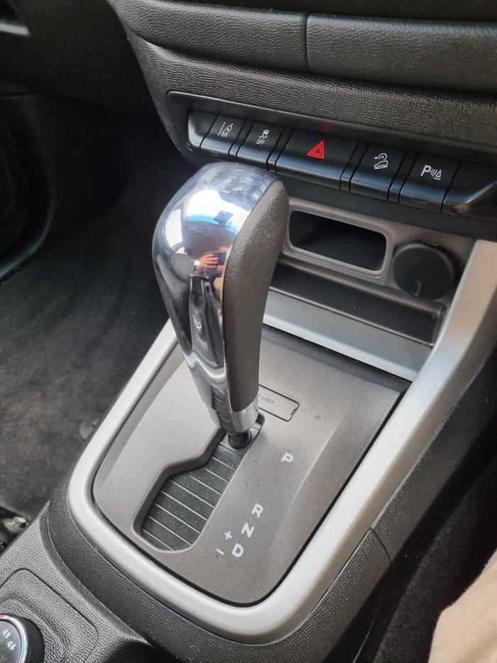2018 Holden Colorado LTZ RG MY19 4X4 Dual Range Black