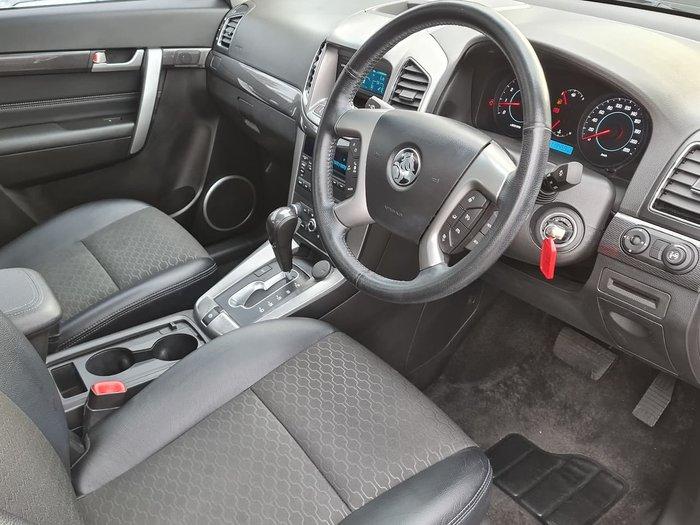 2013 Holden Captiva 7 CX CG MY13 AWD Bronze