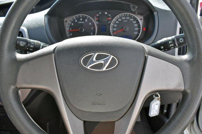 2014 Hyundai i20 Active PB MY15 Coral White