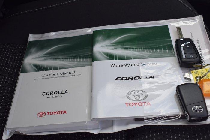 2015 Toyota Corolla Ascent Sport ZRE182R Inferno