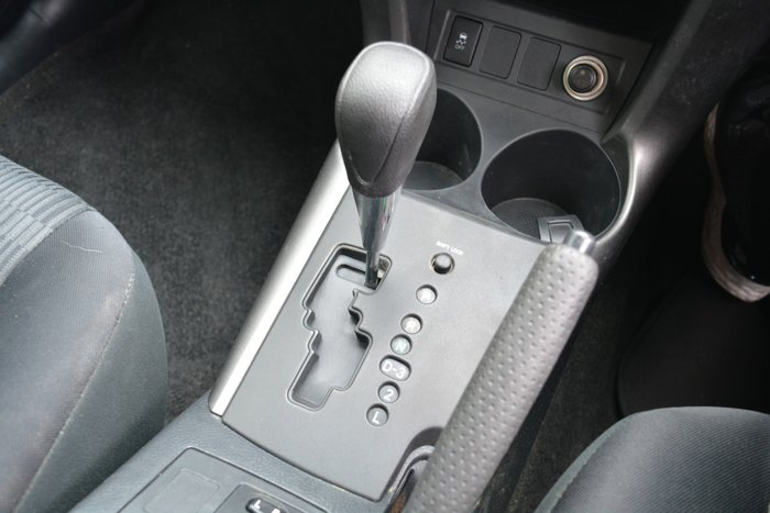 2011 Toyota RAV4 CV ACA38R MY12 Silver Pearl