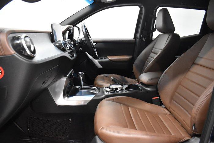 2019 Mercedes-Benz X-Class X350d Power 470 4X4 Dual Range Cavansite Blue