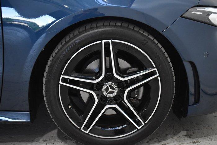 2019 Mercedes-Benz A-Class A180 W177 Denim Blue