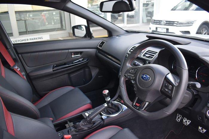 2019 Subaru WRX STI Premium V1 MY20 AWD Silver