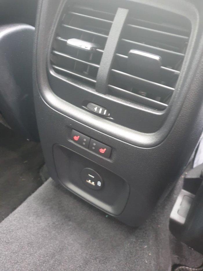2020 Ford Escape Vignale ZH MY20.75 AWD Silver