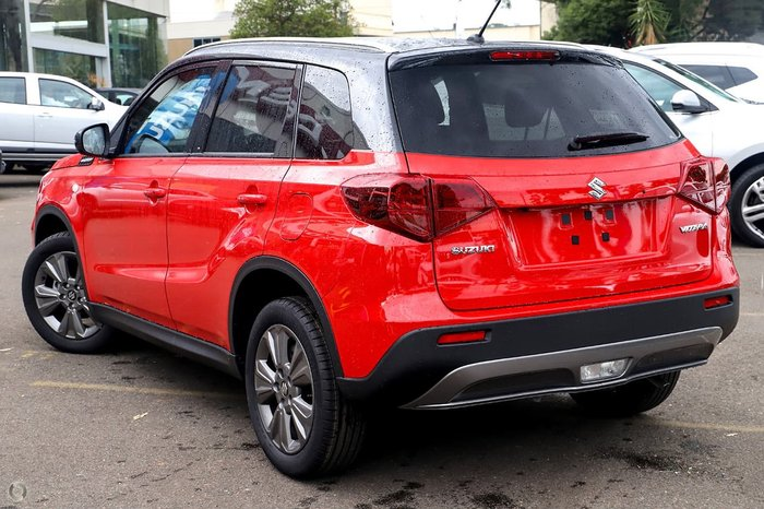 2021 Suzuki Vitara LY Series II Bright Red