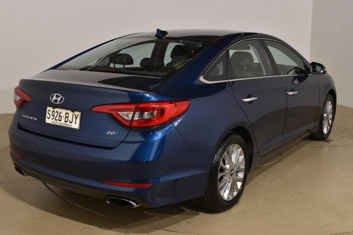 2014 Hyundai Sonata Elite LF Coast Blue