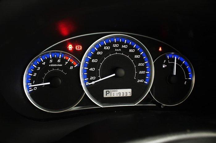 2011 Subaru Forester X S3 MY12 AWD Silver