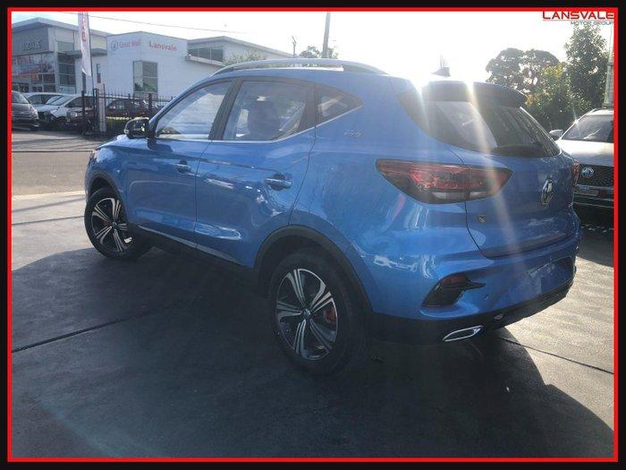 2020 MG ZST Excite MY21 Brighton Blue