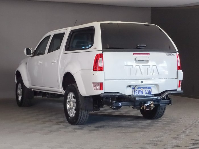 2015 Tata Xenon MY15 Artic White