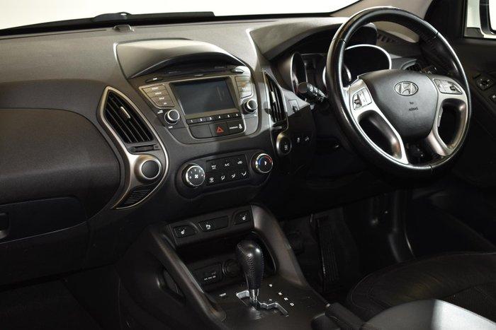 2014 Hyundai ix35 SE Series II MY15 Creamy White