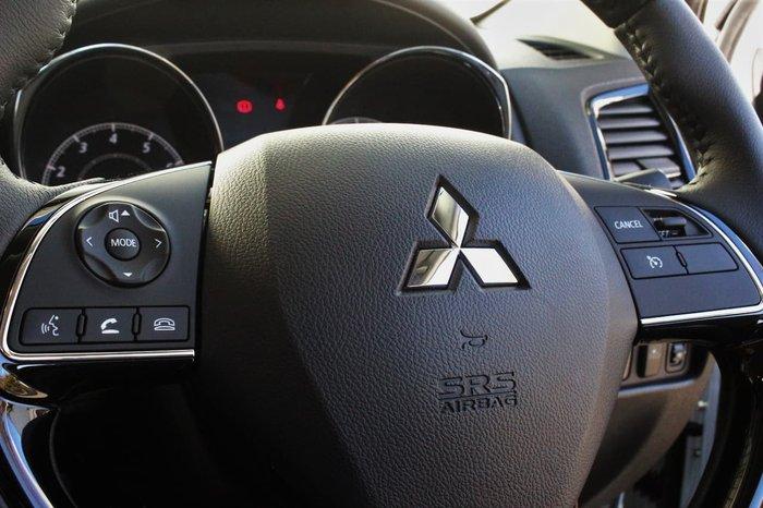 2019 Mitsubishi ASX ES XD MY20 White
