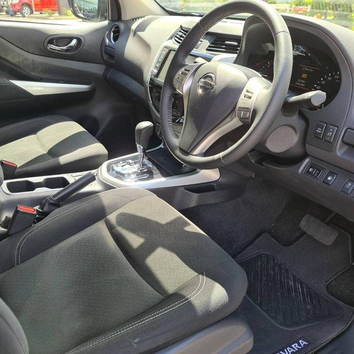 2020 Nissan Navara ST-X D23 Series 4 4X4 Dual Range White Diamond