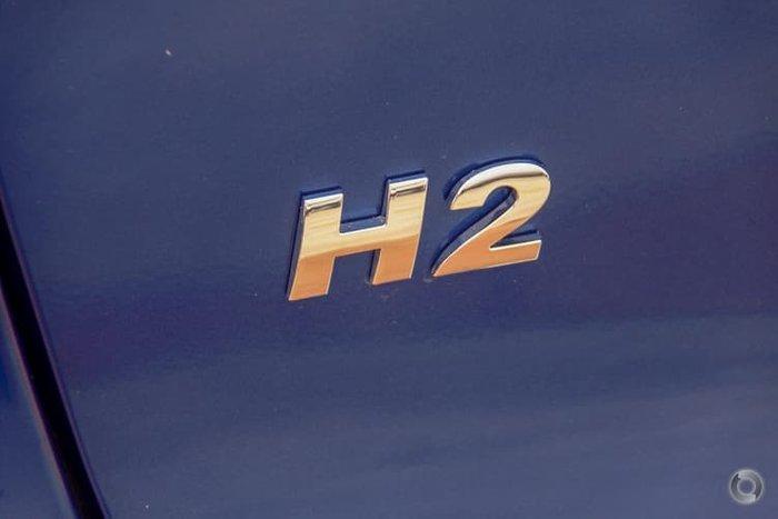 2020 Haval H2 Premium MY20 Blue Sapphire