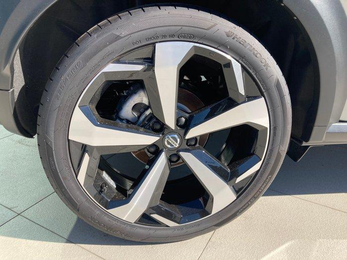 2020 Nissan JUKE ST-L F16 Gun Metallic
