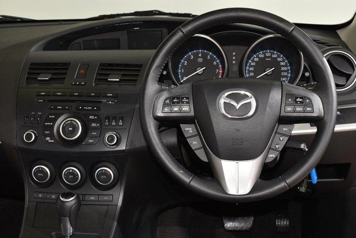 2012 Mazda 3 SP20 SKYACTIV BL Series 2 Velocity Red